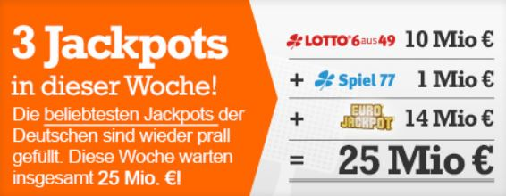 Jackpot.De Newsletter