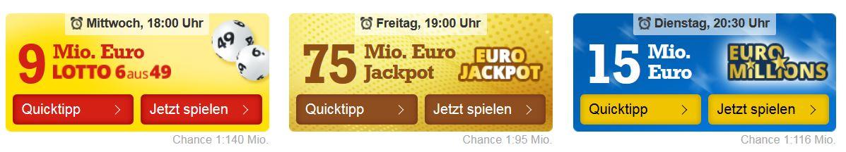 Lotto Vollsystem Erfahrung
