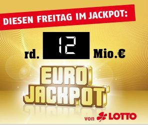 12 Mio EuroJackpot