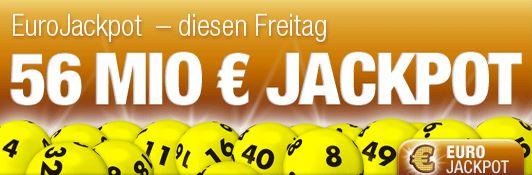 Eurojackpot Abgabe Freitag