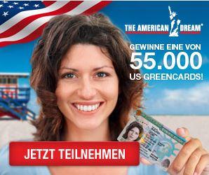 Greencard Gewinnen