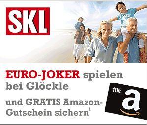 Skl Glöckle Euro Joker Gewinnzahlen