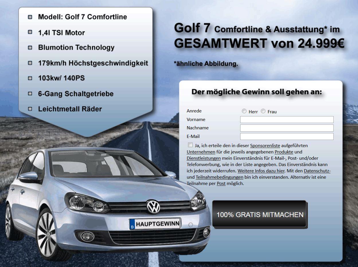 gewinnspiel golf 7