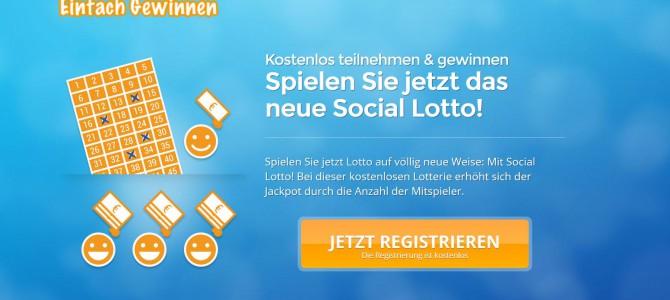 Social Lotto ist anderes – kostenlos spielen