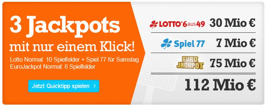 mini lotto quoten