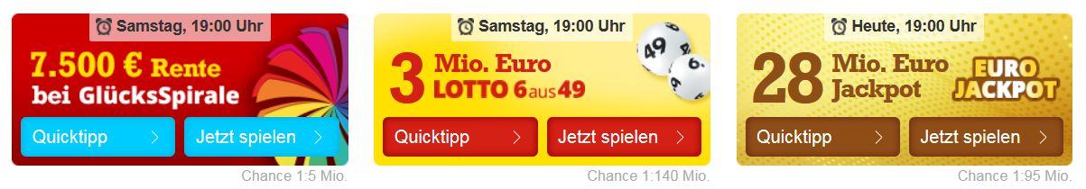 17.06.2016 Eurojackpot