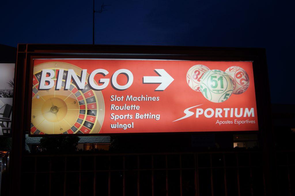 Bingo + Casino