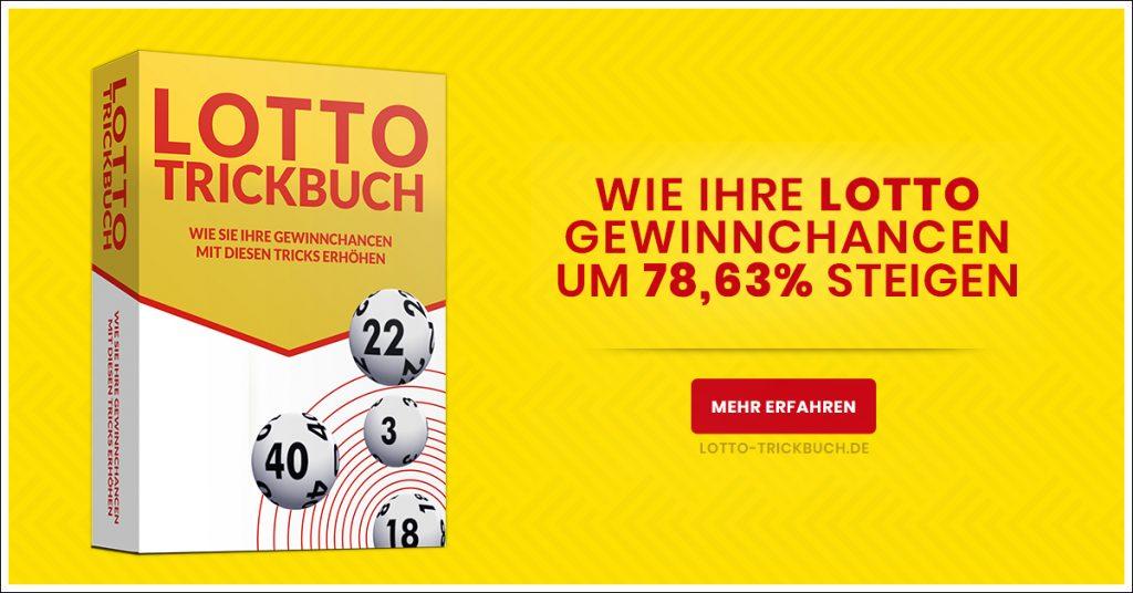 Lotto Trickbuch Erfahrungen